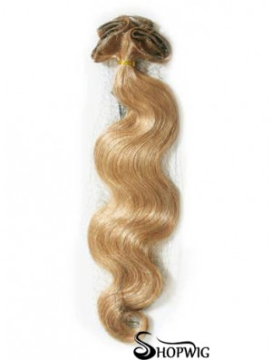 Blonde Wavy Cheapest Remy Human Hair Tape In Hair Extensions