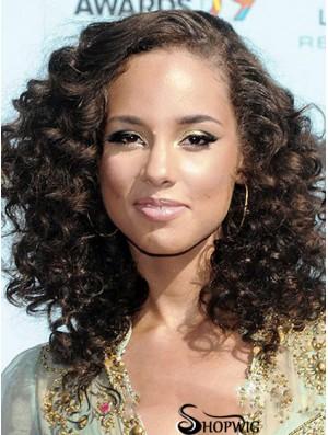 Fabulous 14 inch Long Kinky Wigs For Black Women